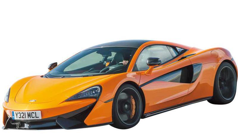 Super Sports Car07Mclaret 570GT マクラーレン 570GT