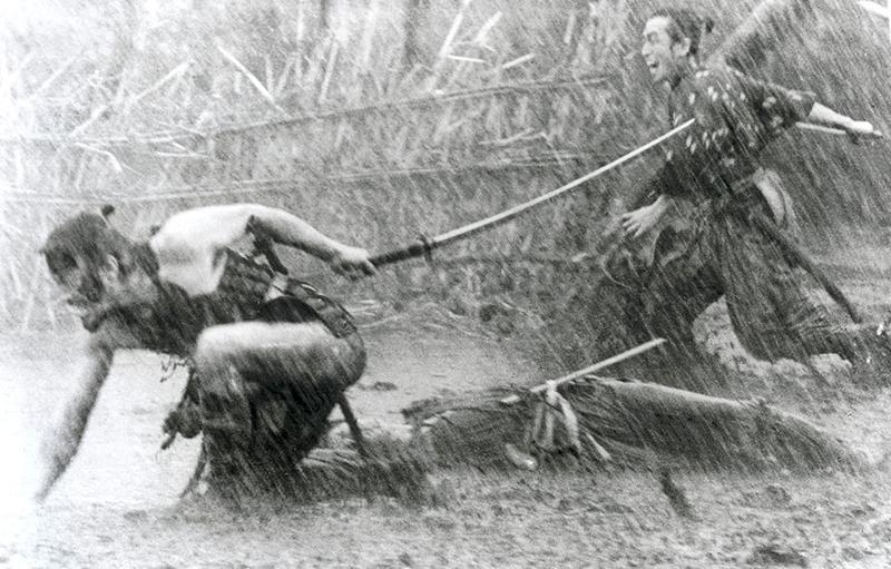 『七人の侍』©TOHO CO.,LTD.