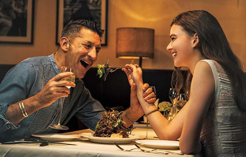 ジローラモ「ハーブ味のキスって美味しいか、あとで試してみる?(笑)」