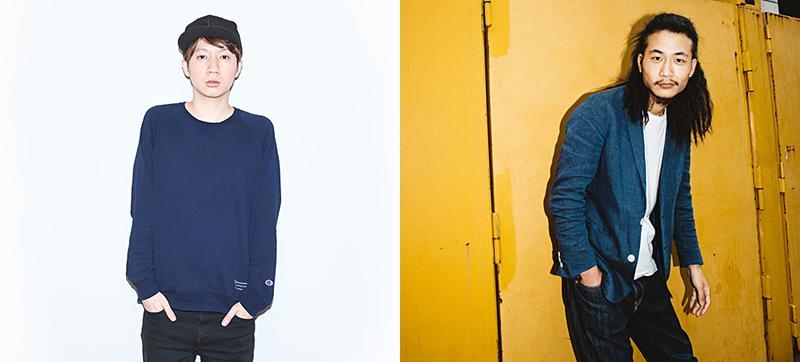 左/RYO KATSUMURA氏 右/SHUN INANUMA氏