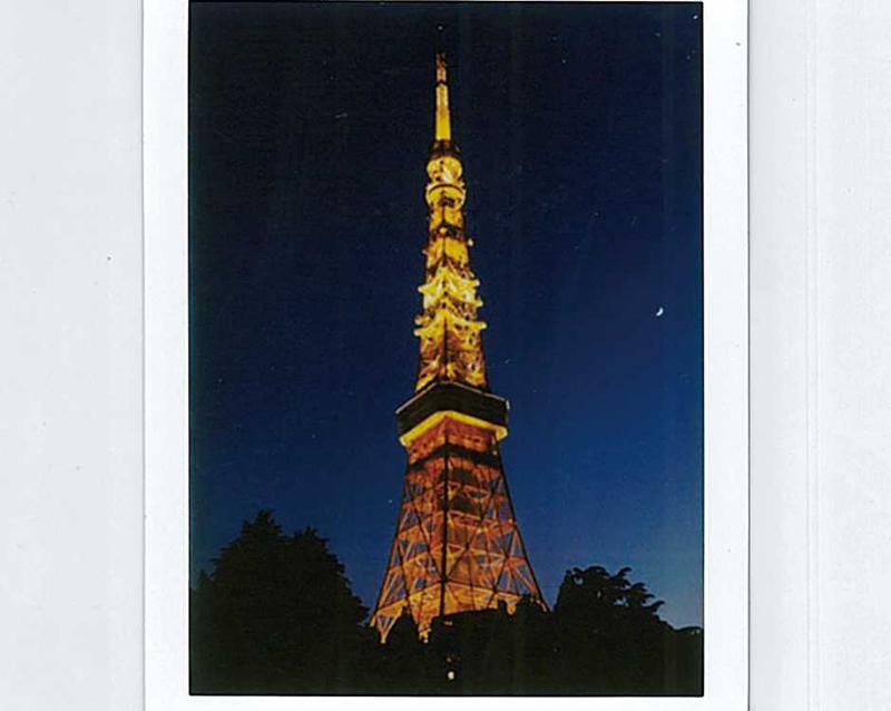 ライカ ゾフォートで撮影した東京タワーの写真