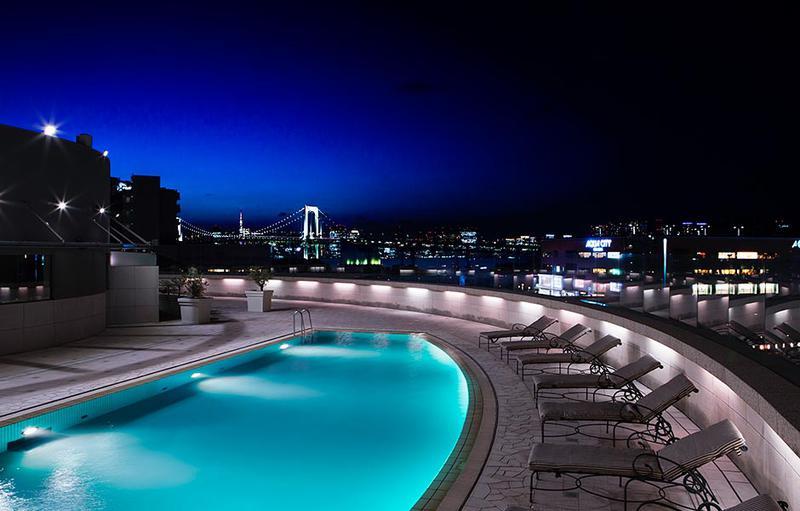 グランドニッコー東京台場プール