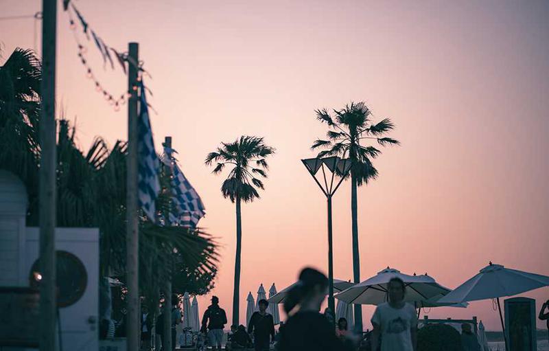 AOSHIMA BEACH PARK提供