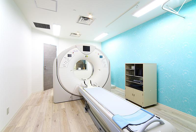銀座医院 マルチスライスCT装置