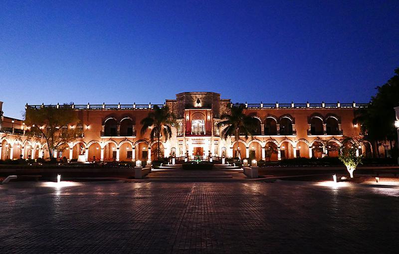 ホテル「La Casona(ラ カソーナ)」