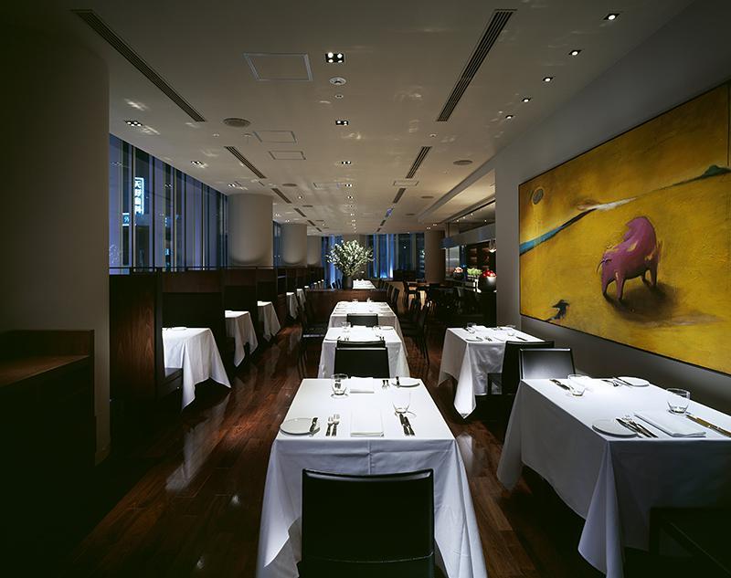 TWO ROOMS グリル|レストラン
