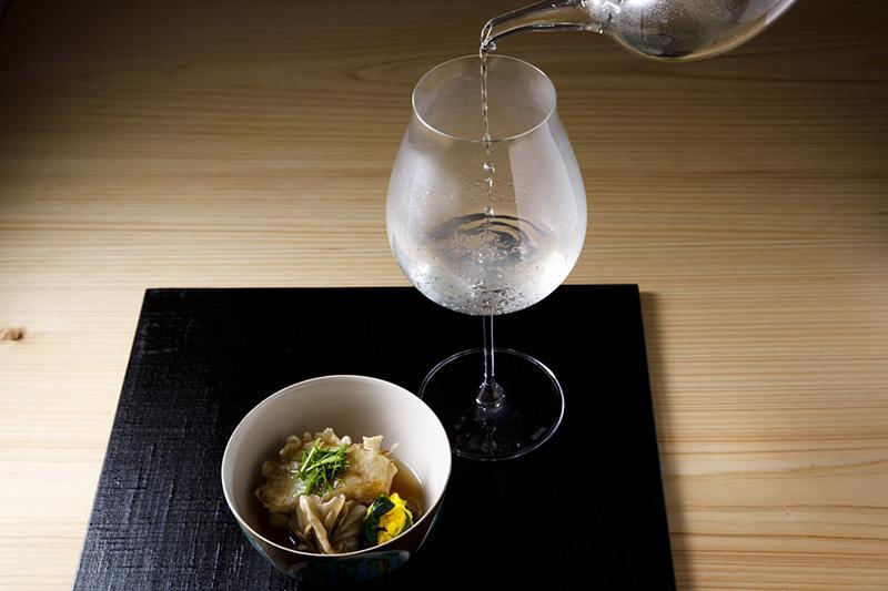 日本酒ペアリング