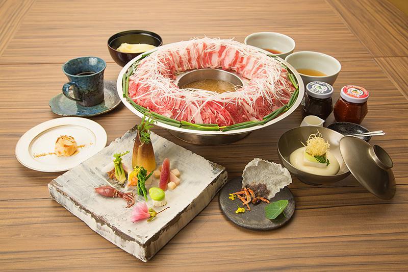 炊き肉鍋コース