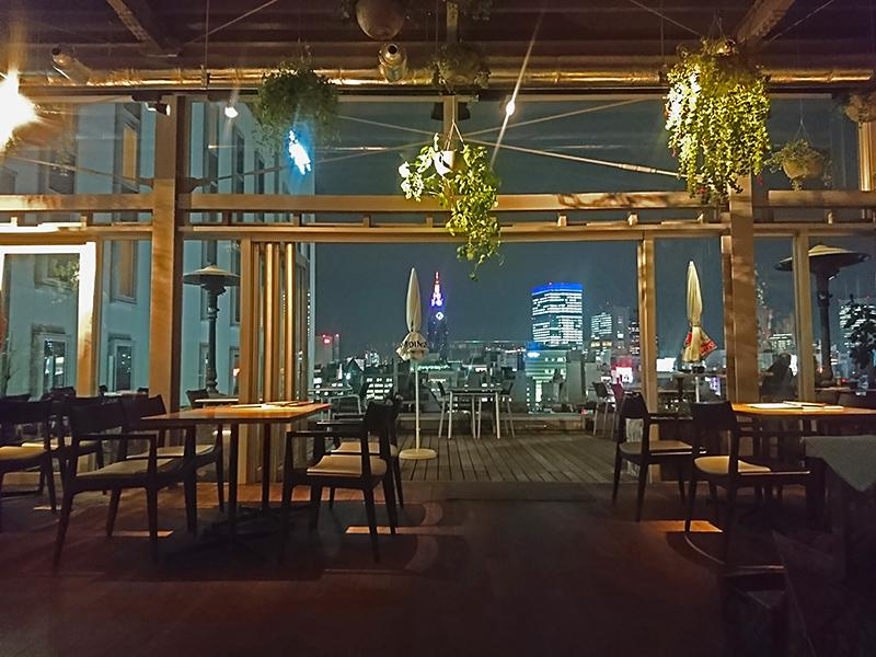 roof top bar & terrace G