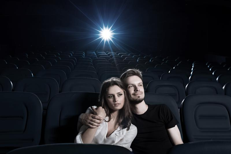 映画館はデートスポット