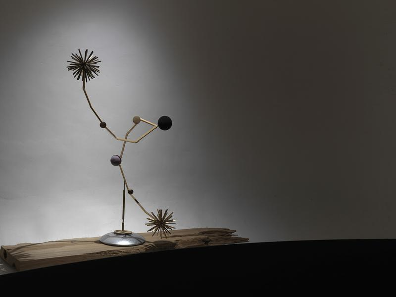 ビョーン・ダーレム(ドイツのアーティスト)による立体の作品。