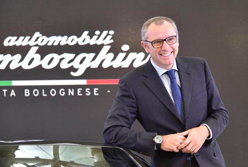 スクーデリアフェラーリF1チームの代表を務めたこともあるステファノ•ドメニカリCEO。2016年より現職