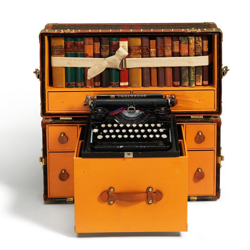 書棚トランク モノグラム・キャンバス45×35×75 ルイ・ヴィトン コレクション