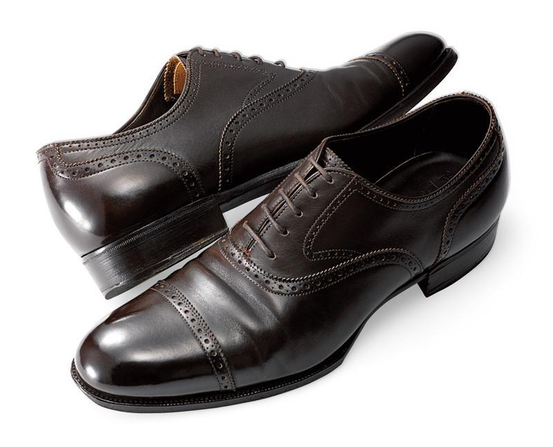 靴磨き2500円/ユニオンワークス銀座店