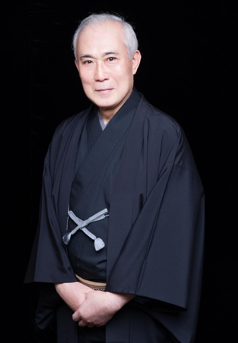 1944年生まれ。1966年、二代目中村吉右衛門を襲名。2011年に重要無形文化財(人間国宝)、2017年に文化功労者に認定。日本芸術院会員。4月は名古屋・御園座に出演。 (ポートレートフォトクレジット ©NARUYASU NABESHIMA)