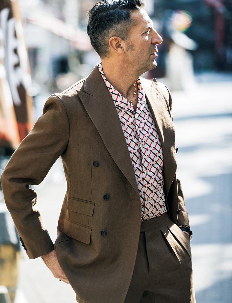 スーツの着こなし/スーツ/ジローラモ/Adelaideclassifieds