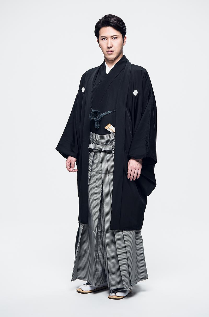1985年生まれ。1990年二代目尾上松也を名のり初舞台。歌舞伎以外にもミュージカル、テレビドラマなどで幅広く活躍。4月は第三十四回 四国こんぴら歌舞伎大芝居、5月は東京・歌舞伎座に出演。 ©KENTA AMINAKA )