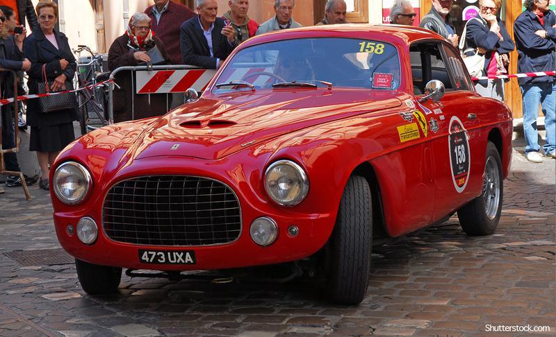 ピニンファリーナがフェラーリのモデルを手がけるきっかけとなった「212インター」