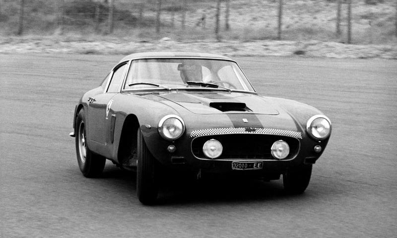 1964年にデビューしたフェラーリ「250GTB」