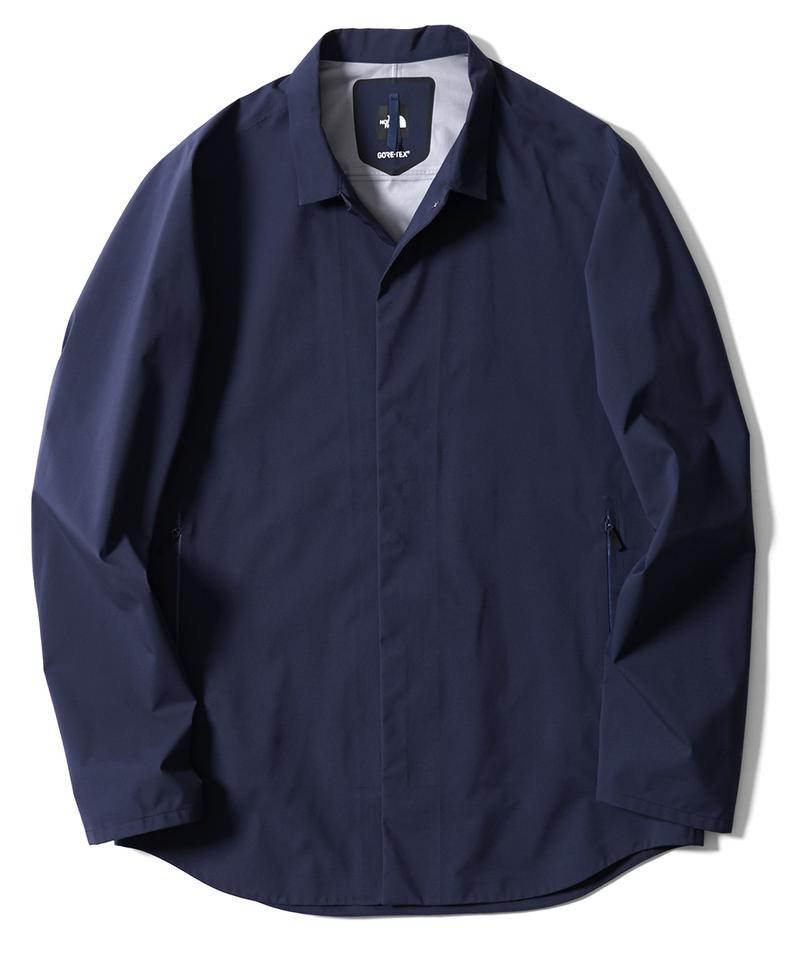 シャツジャケット3万9000円/ザ・ノース・フェイス(ザ・ノース・フェイス原宿店)