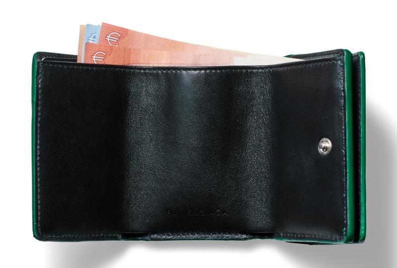 財布[W9.5×H7×D4.5㎝]5万4000円/バレンシアガ(バレンシアガ ジャパン)