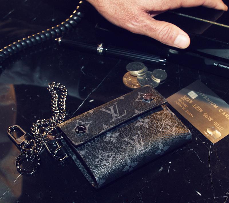 財布[W12×H9×D2㎝]8万4000円/ルイ・ヴィトン(ルイ・ヴィトン クライアントサービス)
