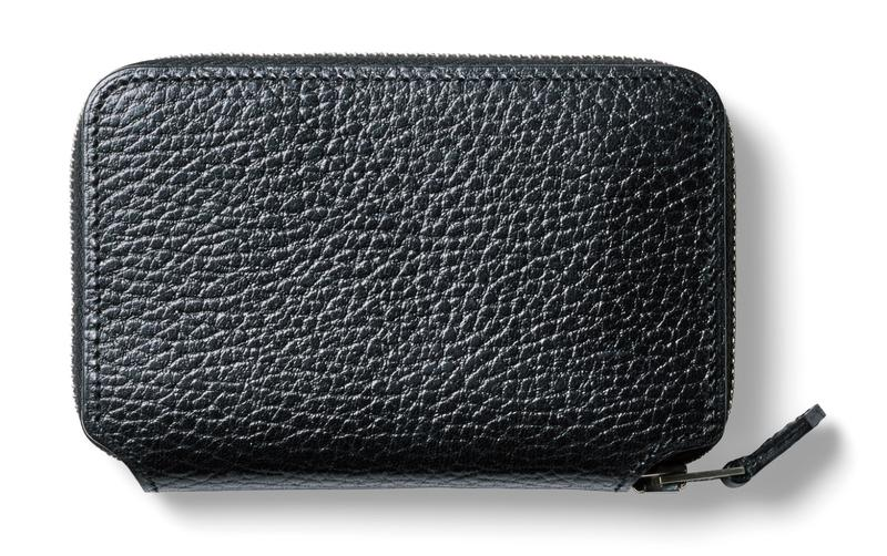 [W11.5×H7.5×D1.5㎝]財布2万6000円/フット・ザ・コーチャー(ギャラリー・オブ・オーセンティック)