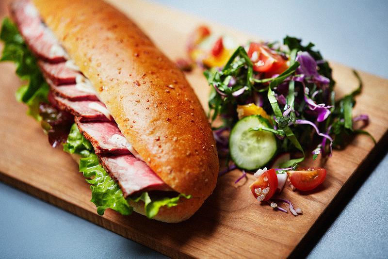 マンダリン オリエンタル 東京 グルメショップの『サンドイッチ&パン』