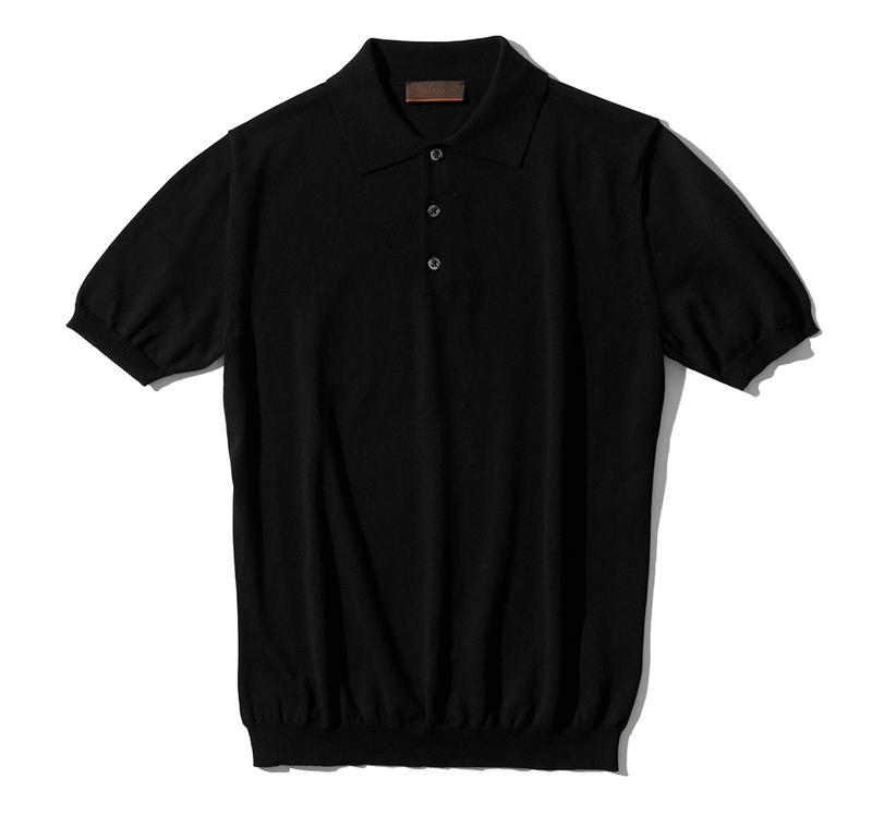 ポロシャツ1万9000円/アルテア(アスティーレ ハウス)
