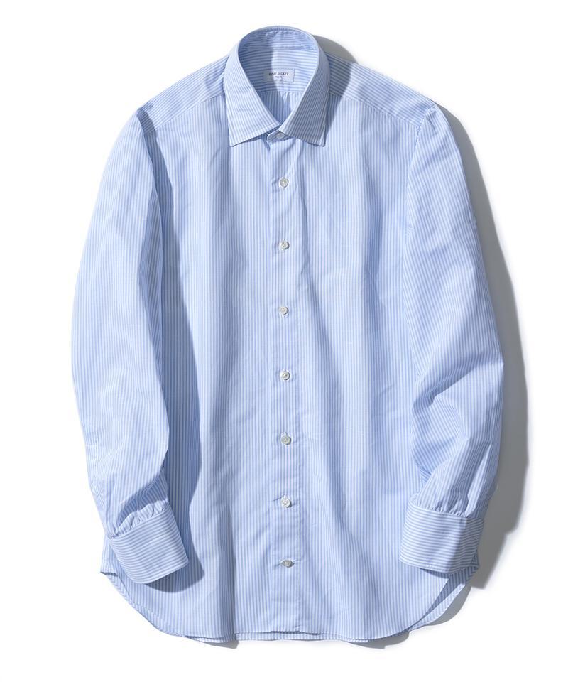 シャツ3万6000円/リングヂャケット(リングヂャケットマイスター 青山店)