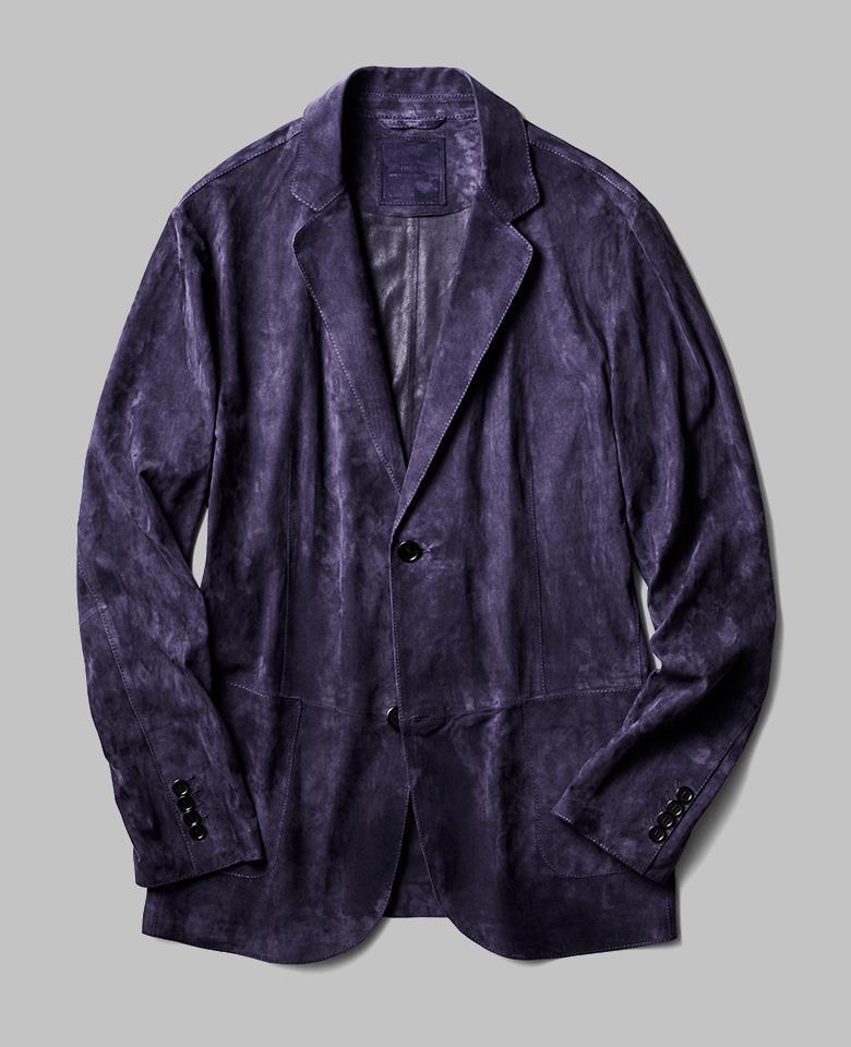 「UNITED ARROWS×DESA」のレザージャケット/9万8000円