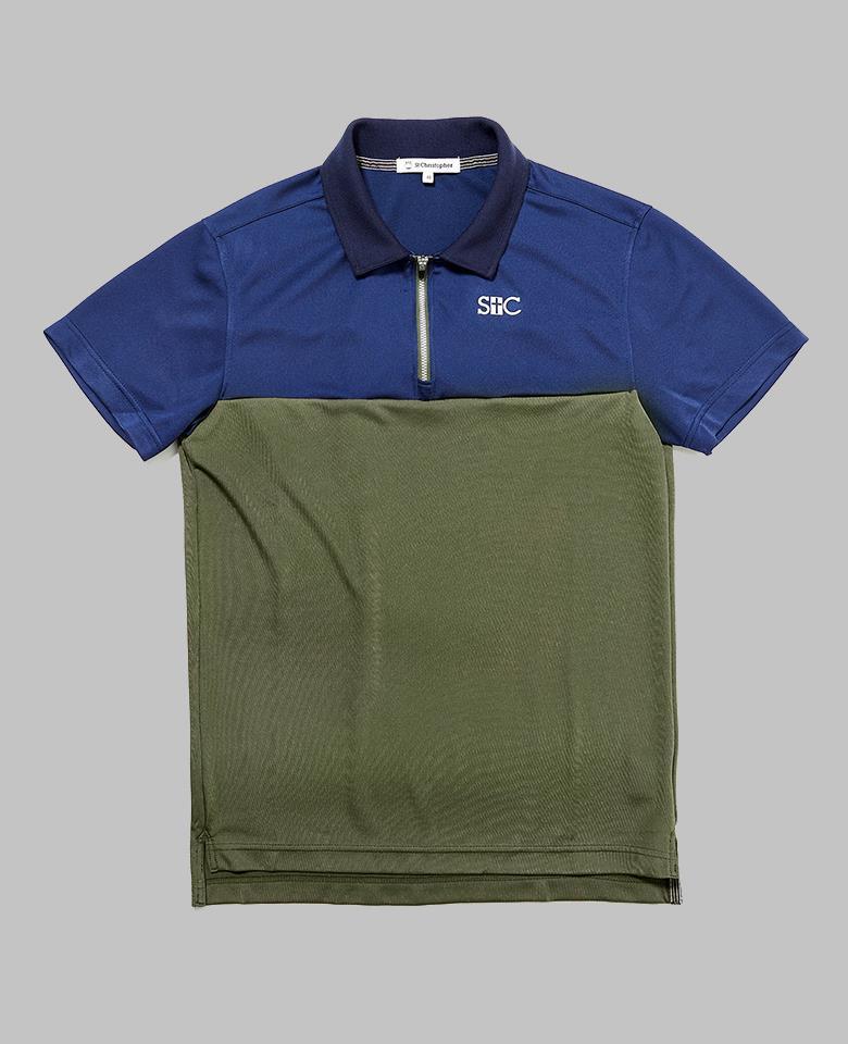 テニスウエアを出自とする「セントクリストファー」のポロシャツ。