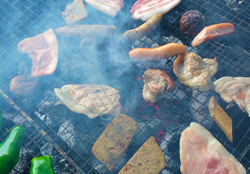 阿波美豚/リーベフラウ/BBQ