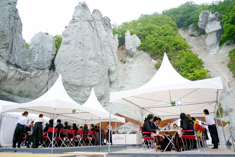 下北/下北ジオパーク/shimokita GEO-DINING〜下北ジオダイニングin仏ヶ浦