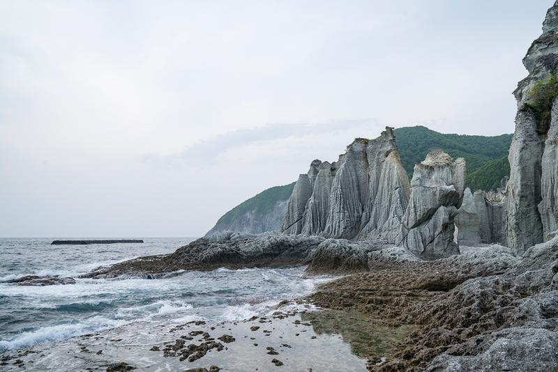 仏ヶ浦/下北ジオパーク/下北半島