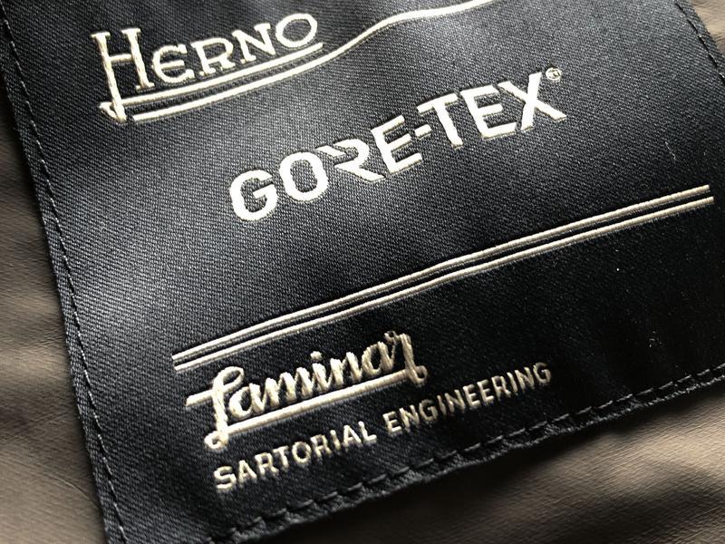 HERNO/ヘルノ/ラミナータグ
