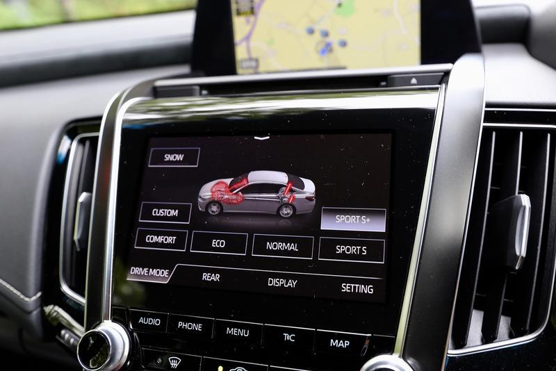 「RS Advance」は6つのドライブモードを持ち、それぞれかなり明確にキャラクターが変わる