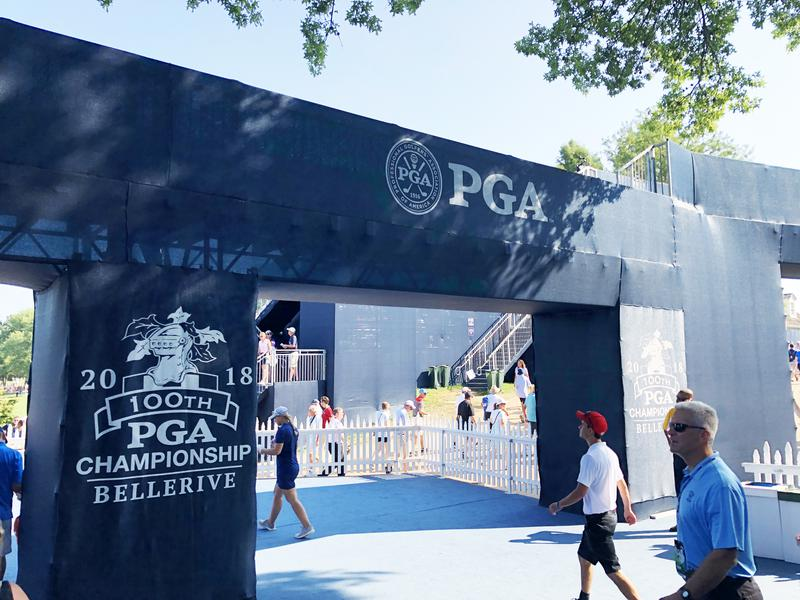 PGA CHAMPIONSHIP2018 全米プロゴルフ選手権