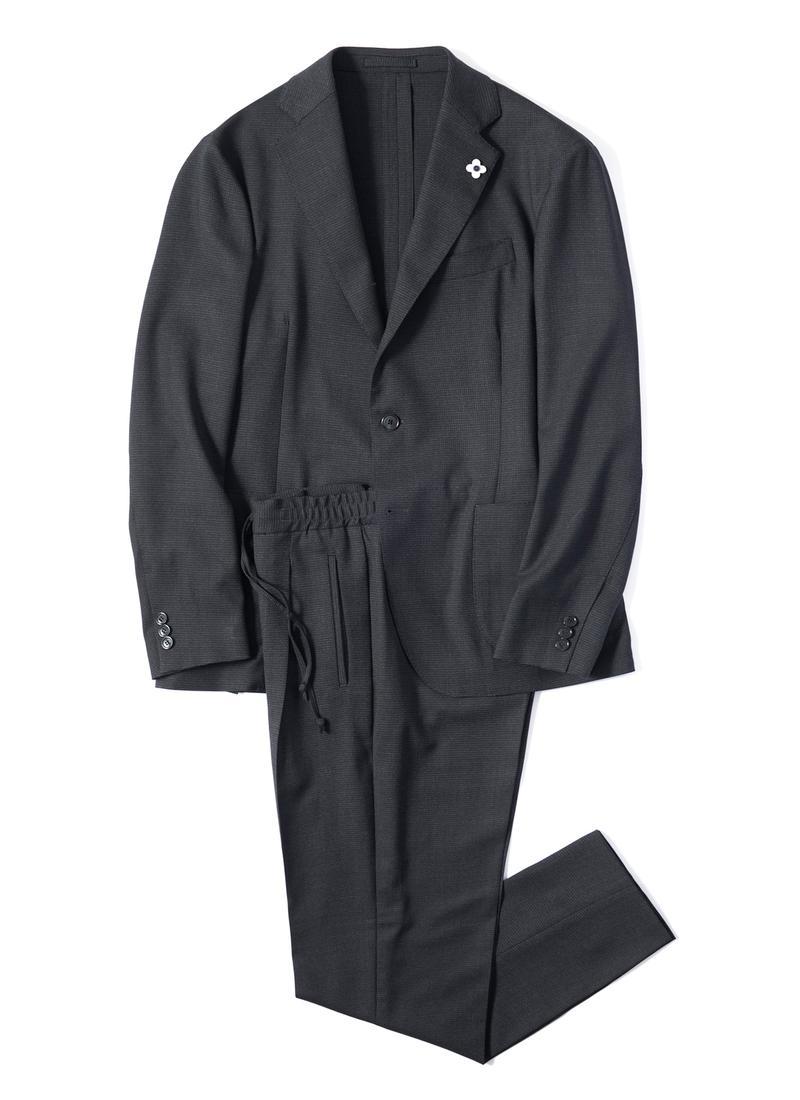 スーツ13万2000円/ラルディーニ(ラルディーニ 東京店)