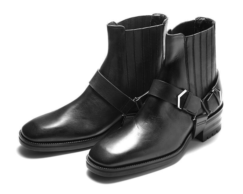 ブーツ 14万3000円/ジミー チュウ