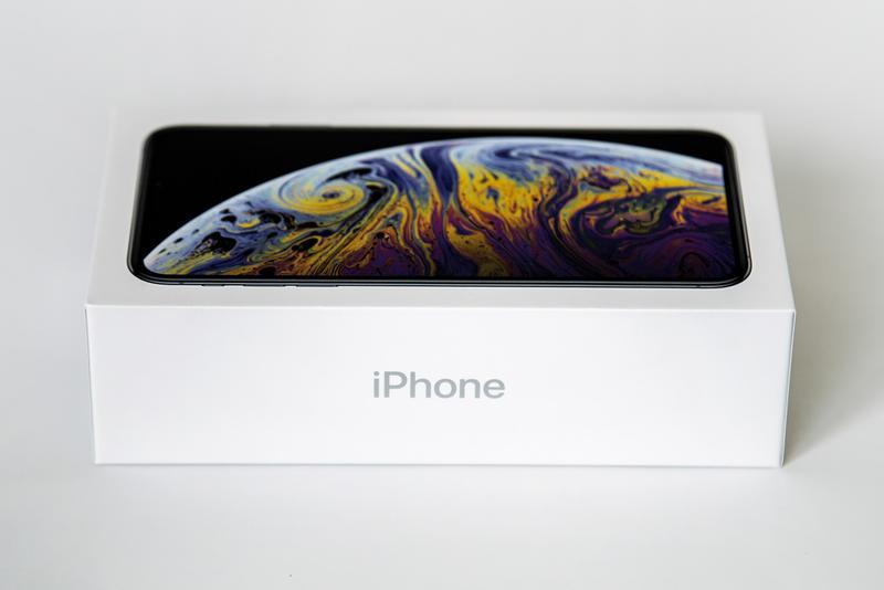 iPhone XS MAX(シルバー/256GB)